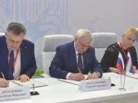 Подписано соглашение Санкт-Петербурга с союзом «Автопром Северо-Запад» и Ленинградской областью